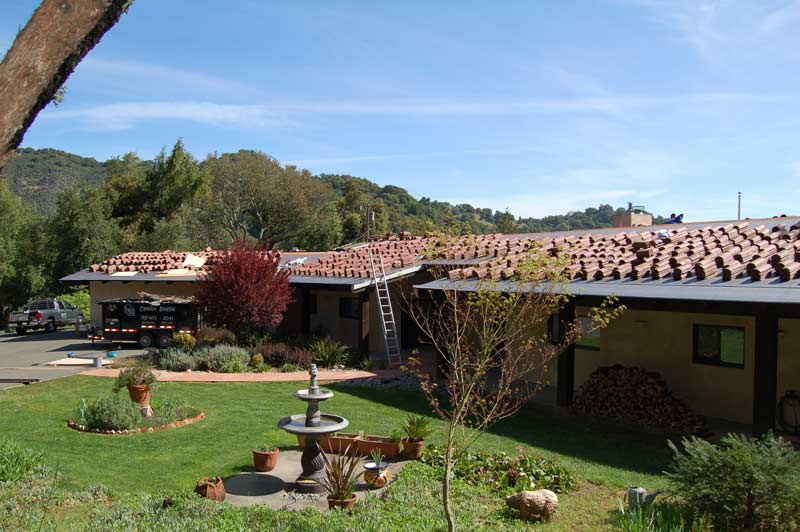Tile Roofing Contra Costa County Ca Crowson Roofing