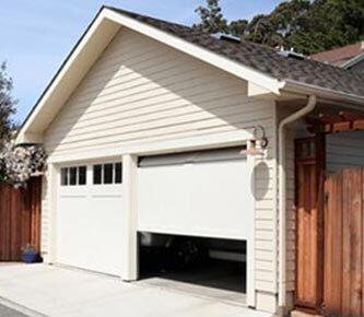 White Garage Door   Garage Doors In San Francisco, CA