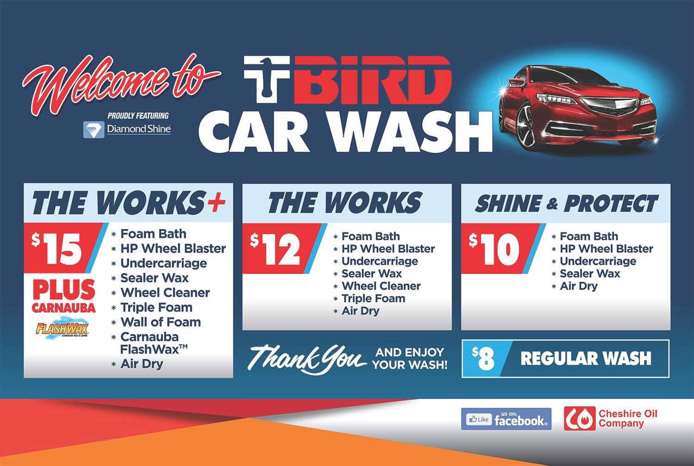 Car wash keene nh t bird mini mart automatic car wash solutioingenieria Images