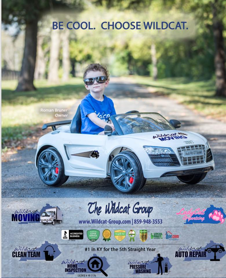 Auto Service Car Repair In Lexington Ky At Quantrell: The Wildcat Group
