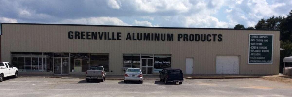 Awning Installation Greenville Sc Greenville Aluminum