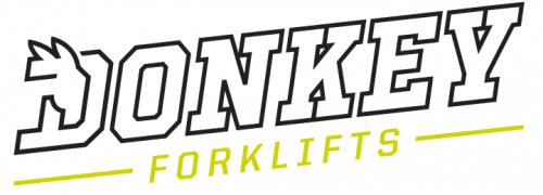 Donkey forklift - Whitehall, MT - Summit Valley Turf
