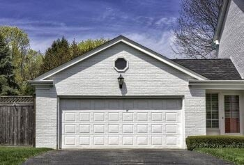 We Offer Garage Door Estimates For Homes Like This One In Draper, UT