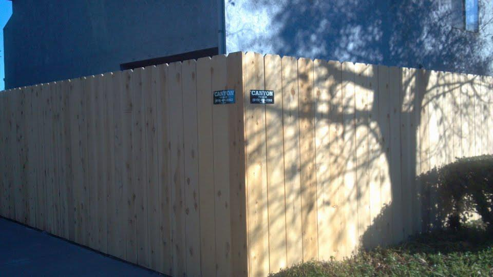 Vinyl Fencing In Tucson Az Canyon Fence Co