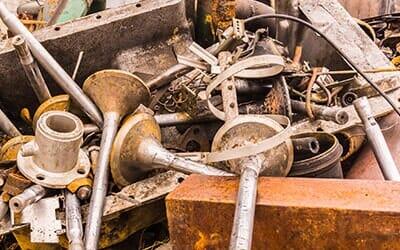Scrap Metal Recycling - Volga, SD - Dakota Recycling & Transport