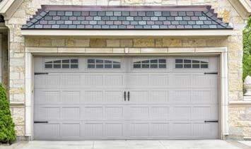 Stylish Garage Door | AA Action Door Repair Inc. | Central Florida