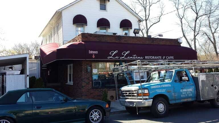 Awning Amp Sign Installations Bronx Ny Mike S Signs