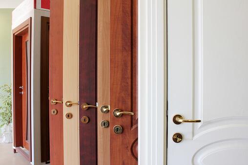 Different color of doors - Home service in Fort Collins CO & Door Installation - Fort Collins CO - Infinity Home Improvement LLC