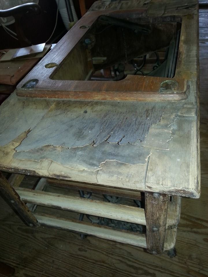 Contemporary And Antique Repair And Refinishing San
