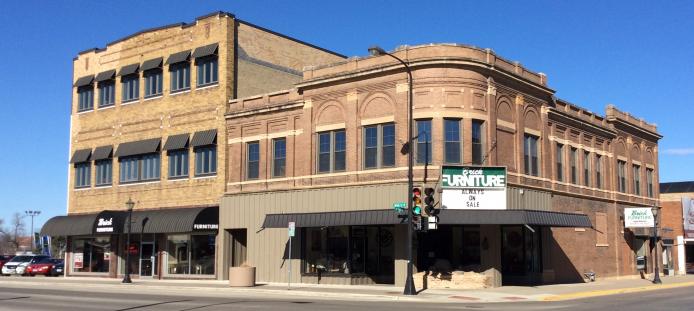 Furniture Store, Austin, MN, Brick Furniture