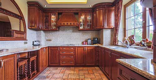 Wooden Kitchen Unit   Wood In Soquel, CA