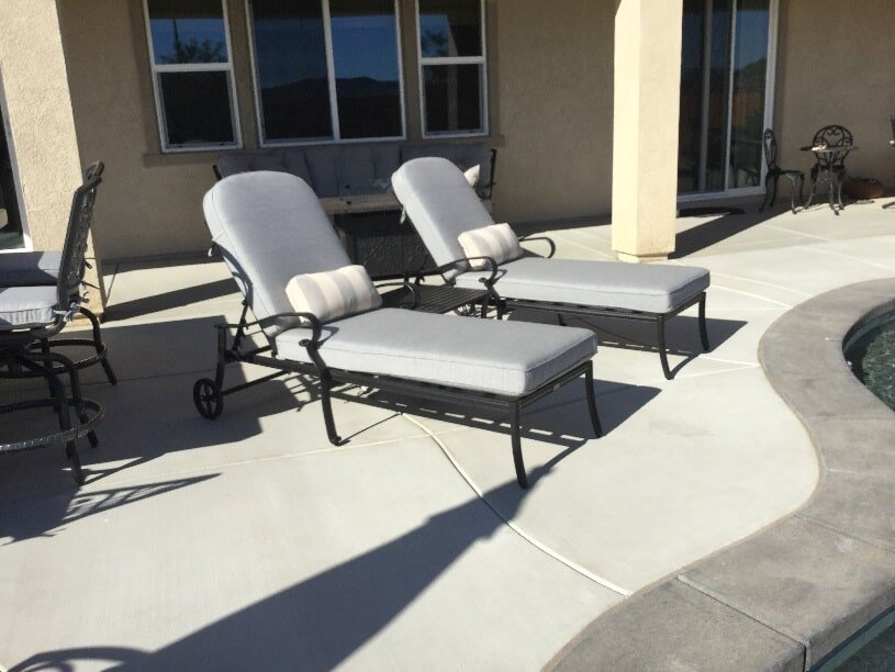 Gentil Pool Chair   Patio Accessories In Harrison St Corona, CA