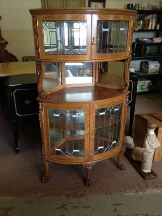 Incroyable Glass Cabinet U2014 Furniture Repair In Boise, ID