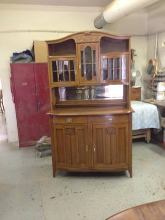 Front View Of Cabinet U2014 Furniture Repair In Boise, ID