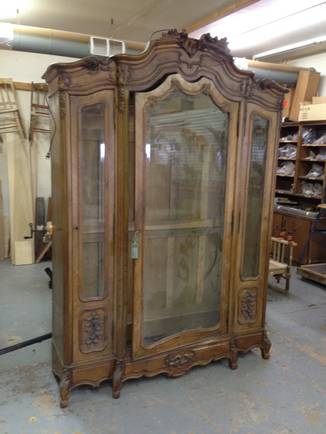 Armoire   Furniture Repair In Boise, ID