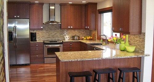 Classic Kitchen U2014 Home Remodeling In Olympia, WA