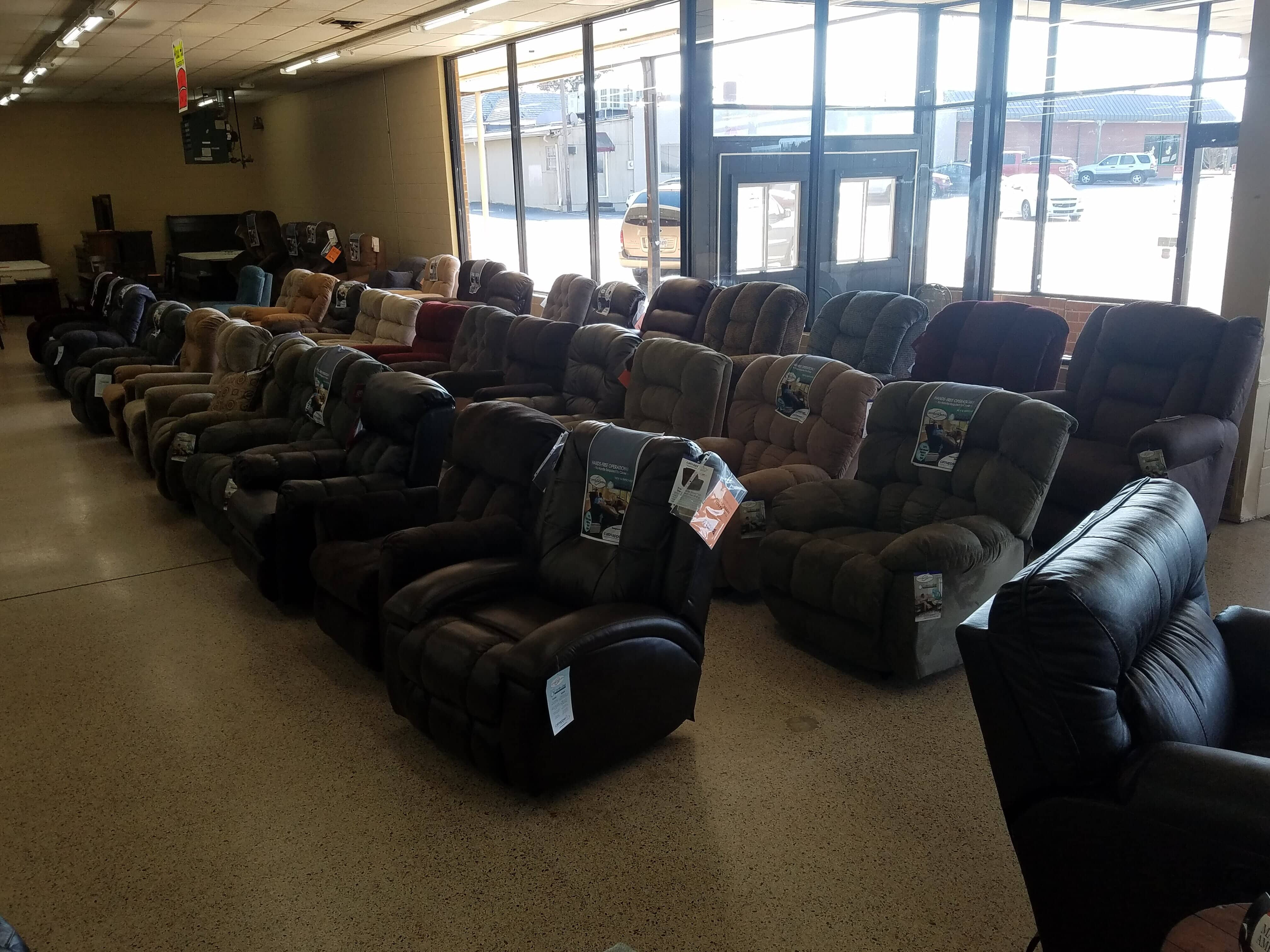 Recliners Rural Hall NC