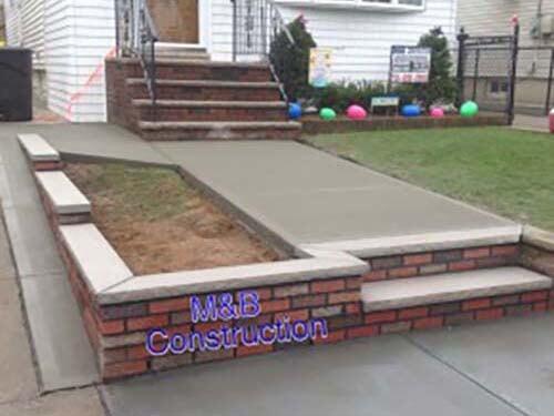 Concrete Contractors Brooklyn Ny M Amp B Construction