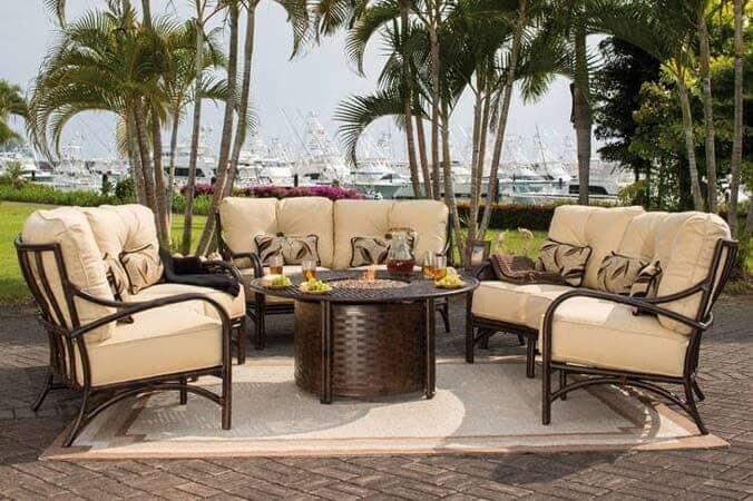 Elegant Furniture And Design In Modern Patio U2014 Pool U0026 Patio Services In  Fort Walton Beach