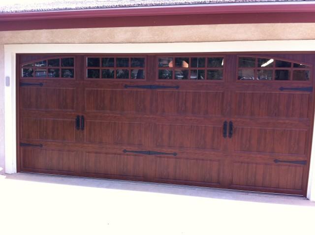 David And Selina Hamilton   Garage Doors Of The 90s   Moreno Valley, CA