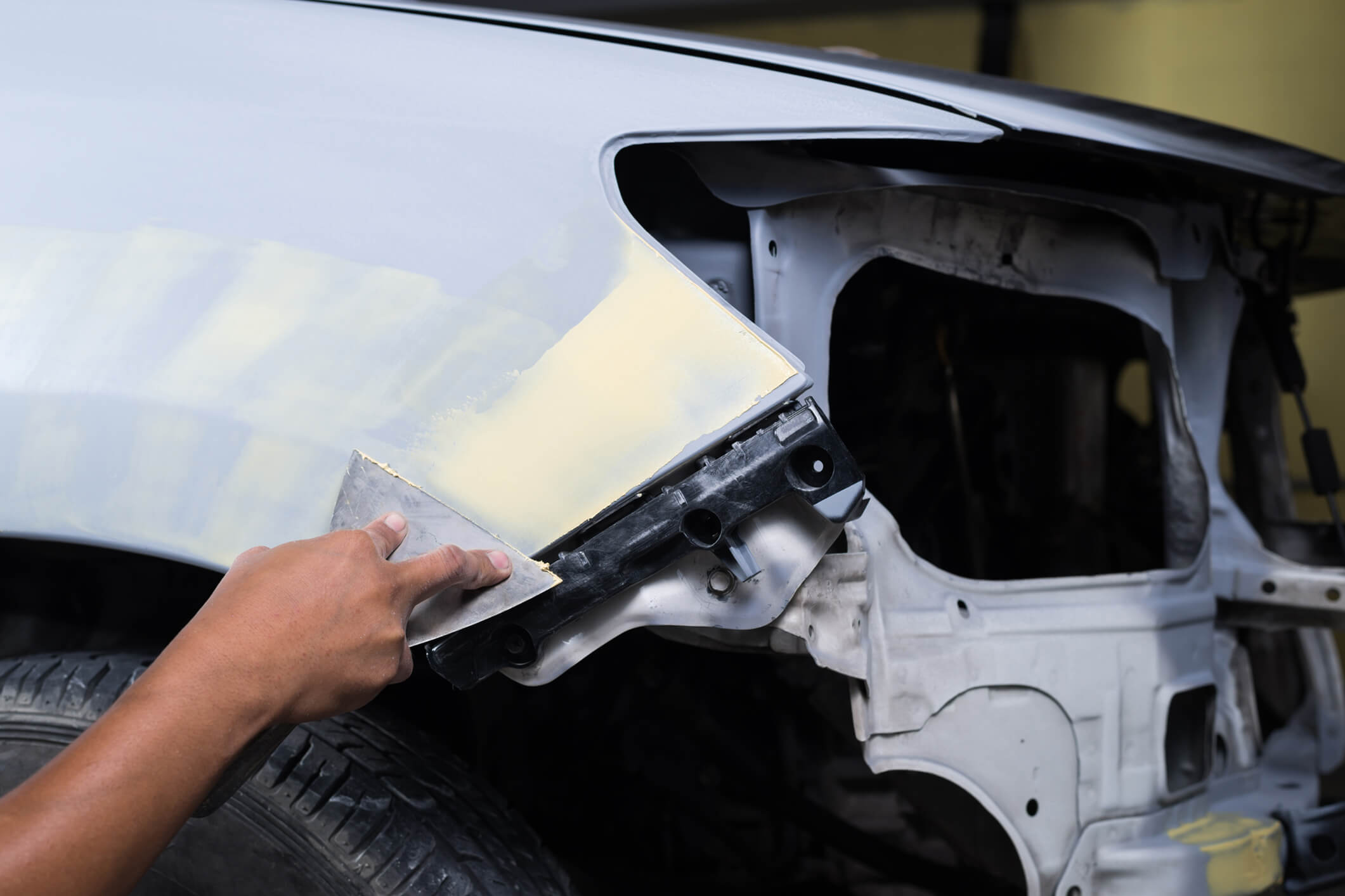 Auto Frame Services - McGraw, NY - Lou Petrella\'s Body Shop