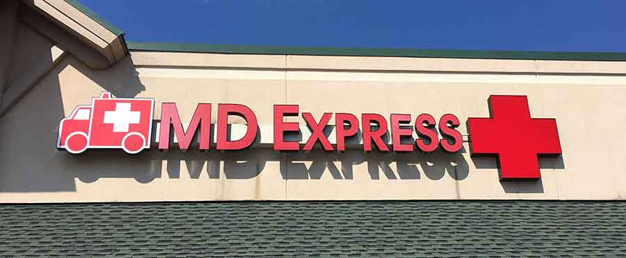 Non Emergency Urgent Care Md Express Crescent Health Sevierville Tn