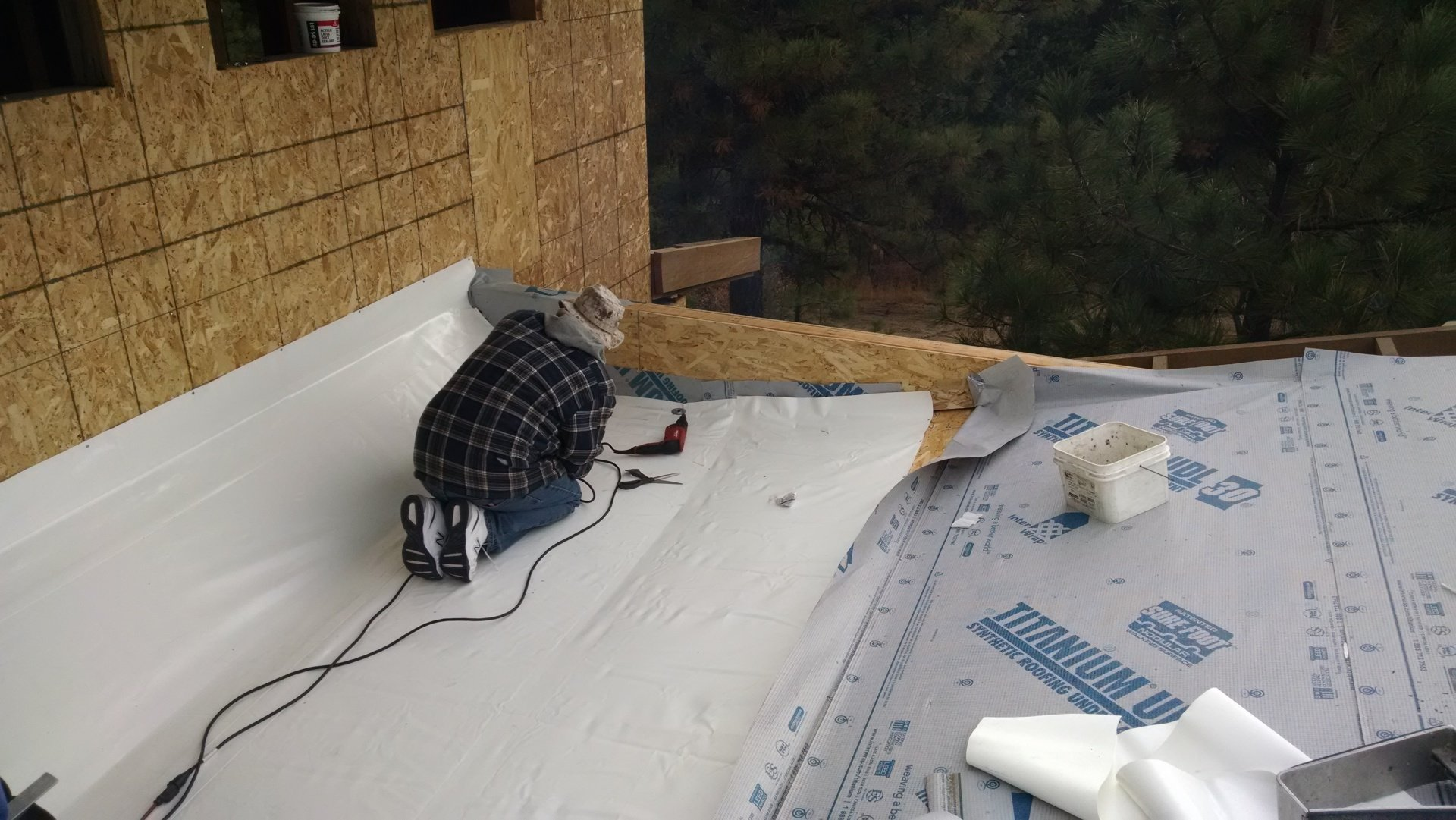 Flat Roof Systems | Lewiston, ID | M and Ds Flat Roof Systems