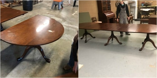 Incroyable Long Table U2014 Furniture Restoration Services Little Rock In Benton, ...