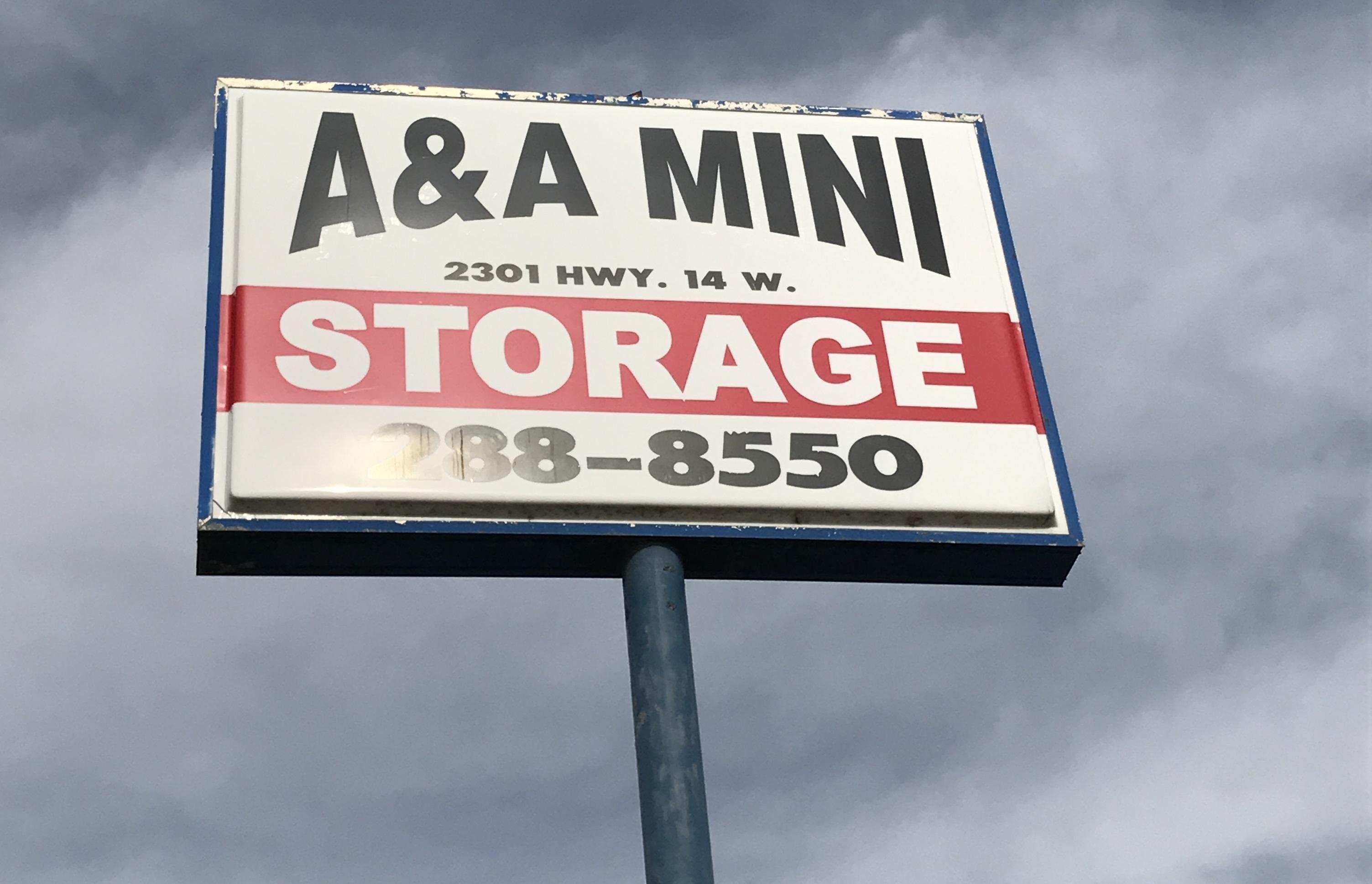 commercial storage rochester minnesota a a mini storage. Black Bedroom Furniture Sets. Home Design Ideas