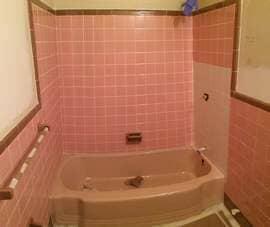 Bathtub 16 Before U2014 Bathtub Refinishing In Middlesex County, MA