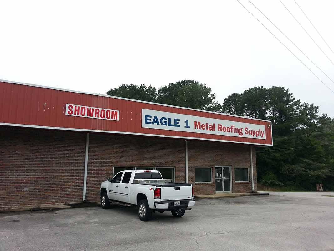 Metal Panels And Roofing Hartselle Al Eagle One Metal