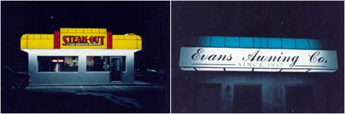 Commercial Awnings in Huntsville, AL | Evans Awning Co