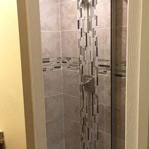 Glass Enclosure \u2014 Shower Door Enclosure in Knoxville TN & Shower Door and Tub Enclosures - Knoxville TN - Glass Pros
