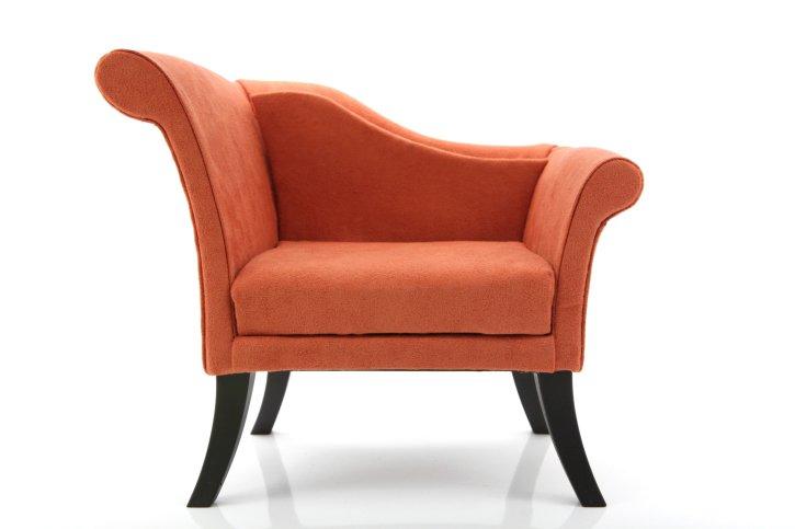 Orange Chair In Waltham, MA