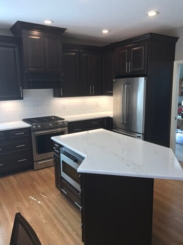 Cabinet, Countertop, Flooring Design Gallery  Beaverton, OR   Premier  Kitchens And Cabinets