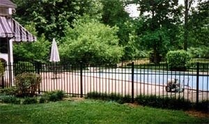 Trusted Residential Fences Columbia Tn Maury Fence Co Inc