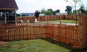 Trusted Residential Fences Columbia Tn Maury Fence Co