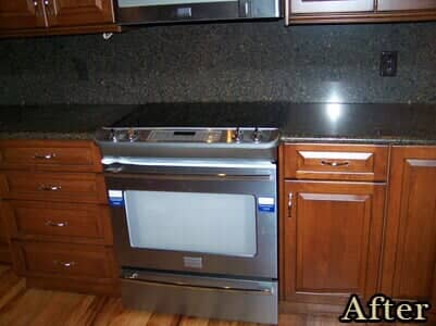 Cabinets In Kitchen   Home Inspections In Tallahassee, FL