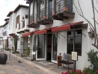 Charming Spanish Style Spears U2014 Awnings In Riverside, CA