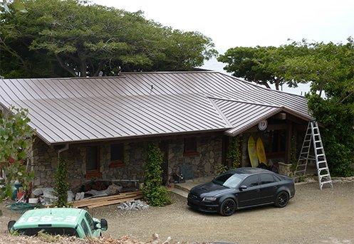 Metal Roofing Roofing Santa Barbara Ca