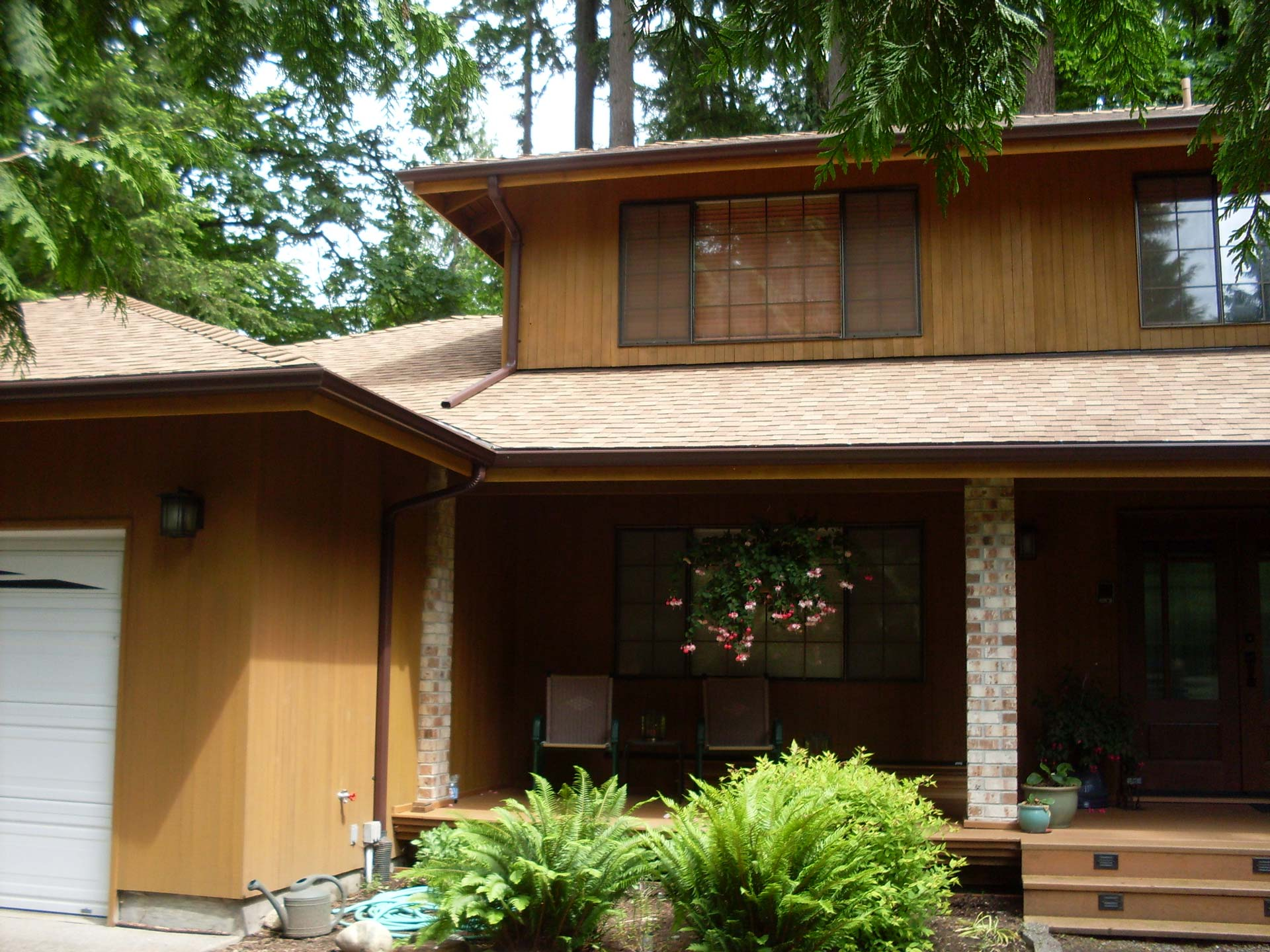 Gutter Specialists Olympia Washington Above The Rest Continuous Gutters