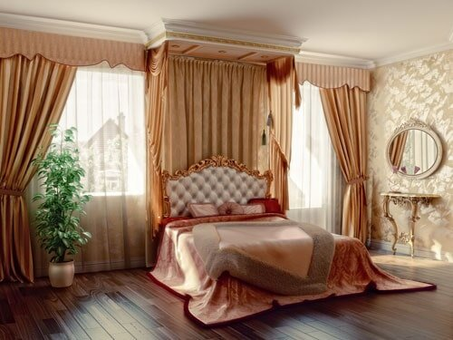 Draperies Valances