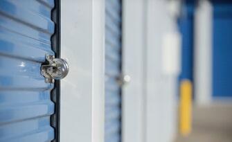 Locked self storage unitu2014AAA Lockup Mini Storage in Mount Pleasant MI & Self Storage - Mt Pleasant MI - AAA Lockup Mini Storage