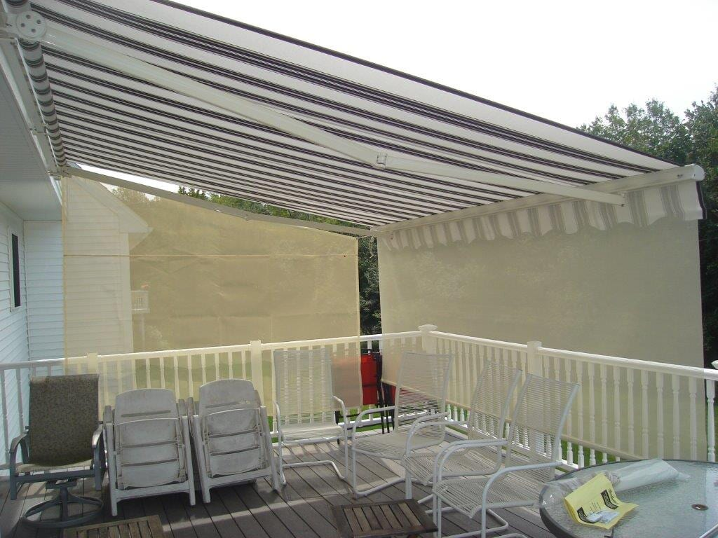 Awning Installation North Andover Ma Twomey Amp Legare