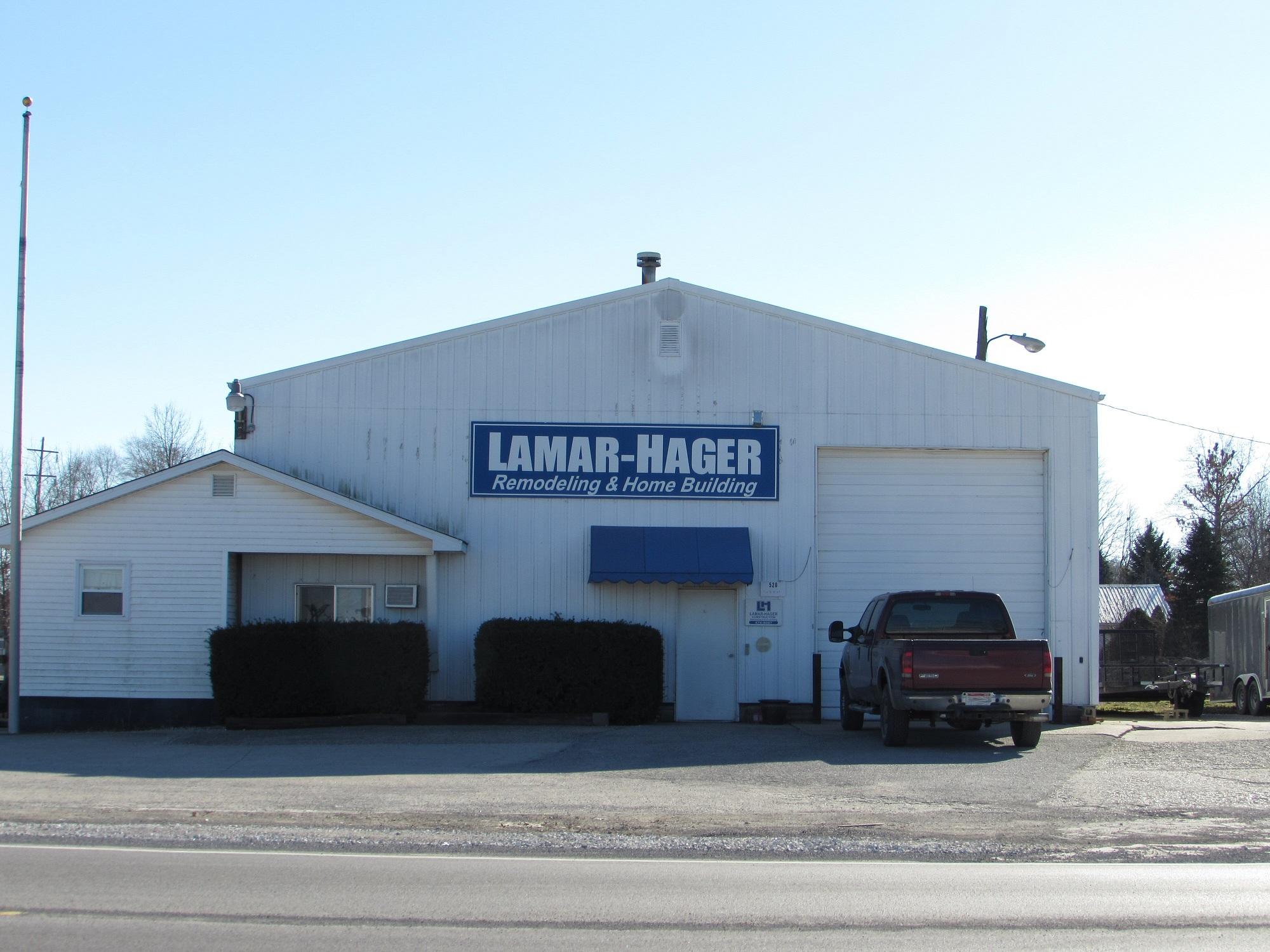 Construction Company Ashland Il Lamar Hager