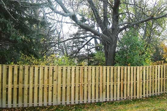 Wood Fence Contractor Grand Rapids Mi Aaa Fence Llc