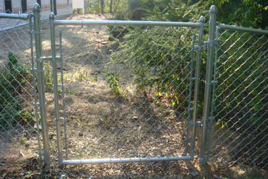 Industrial Chain Link Fence Grand Rapids Mi Aaa Fence Llc