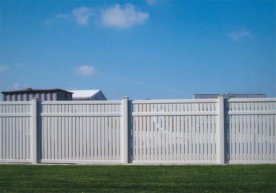 Pvc Vinyl Fence Grand Rapids Mi Aaa Fence Llc