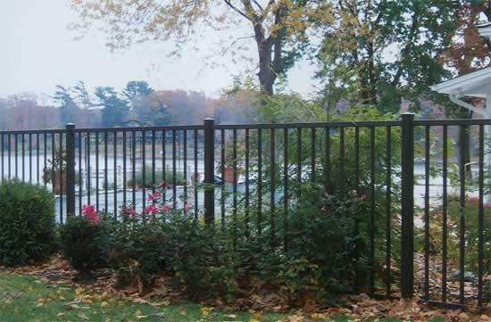 Aluminum Fencing Grand Rapids Mi Aaa Fence Llc