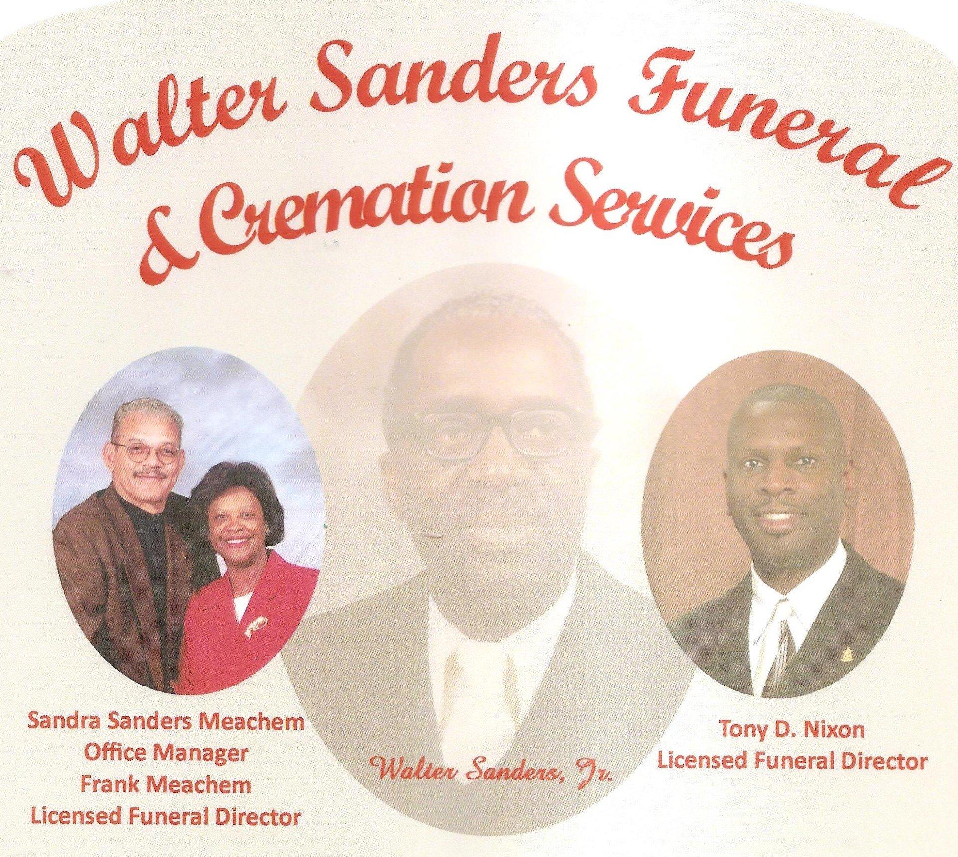 Obituaries | Smithfield, NC | Walter Sanders Funeral